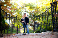 Jackie and Mike's Engagement Session