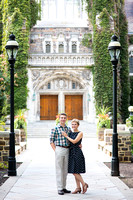 Daria & Trevor's Engagement / Lehigh University